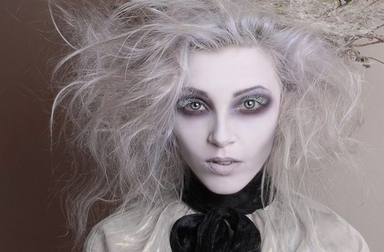 hairstyle for Halloween