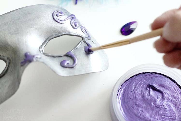 make masqurade masks